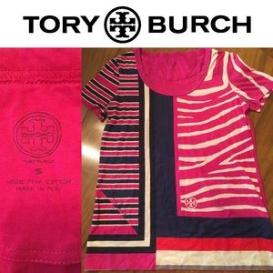 Tory Burch Cotton T-Shirt